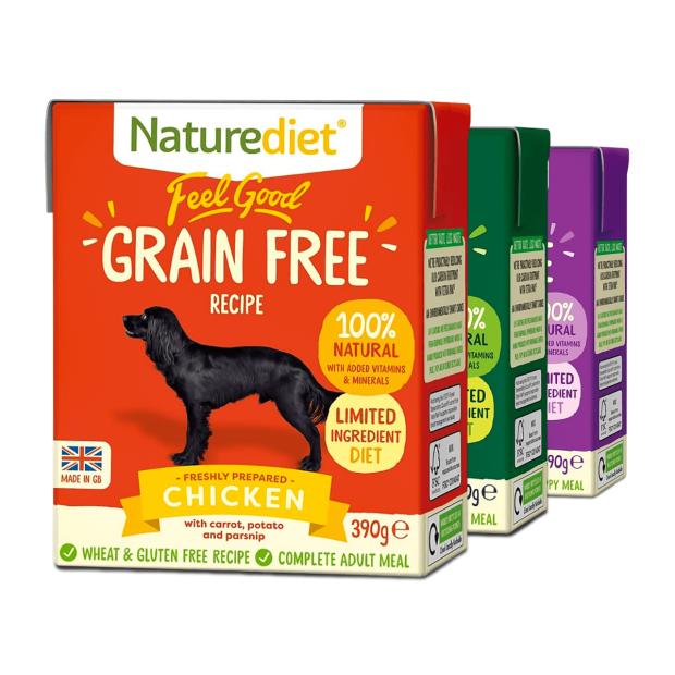 Naturediet Grain Free Mixed Deals