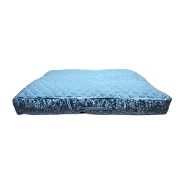 Resploot Lagoon Blue Mattress Dog Bed