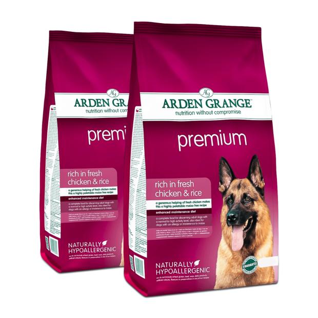 Arden Grange Premium Dog Food