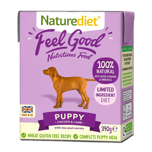 Naturediet Feel Good Puppy Dog Food
