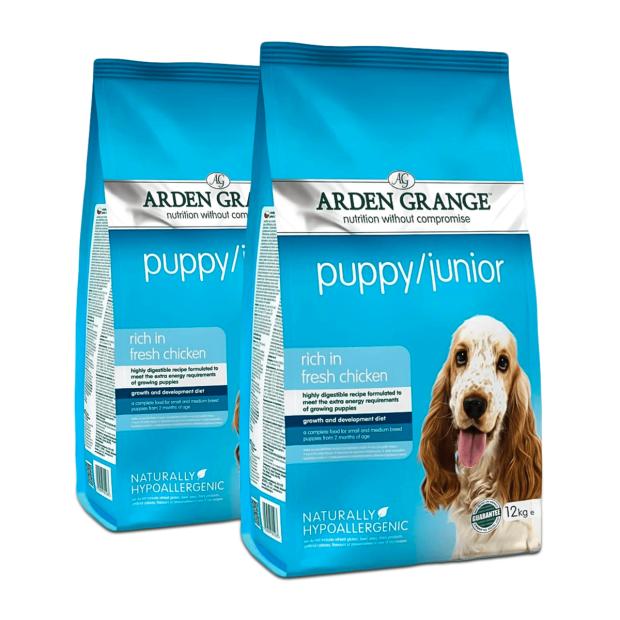 Arden Grange Puppy/Junior Dog Food